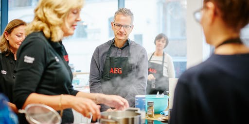 AEG Live Interactive Cooking Event 15th February 2020