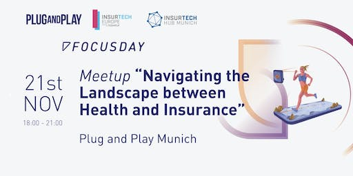 Meetup - Navigating the Landscape between Health and Insurance