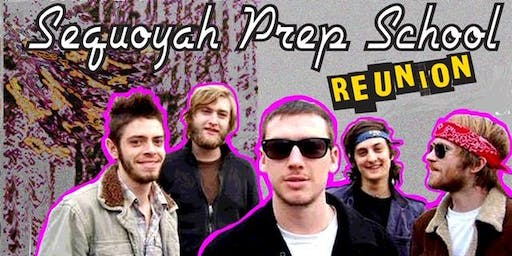 Sequoyah Prep School Reunion Shows w/ Admiral Radio & Ravenel