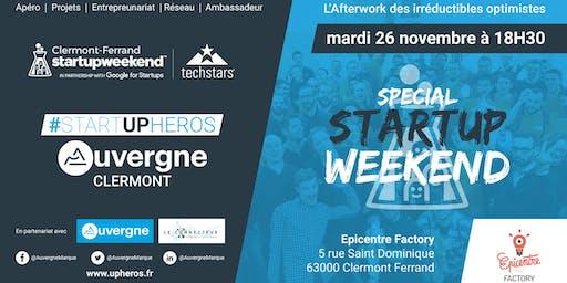 Uphéros spécial Start Up Week End Clermont