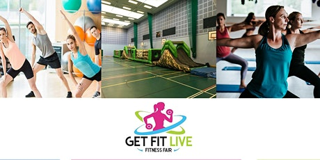 Get fit live Bedford tickets