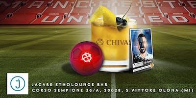 CHIVAS SOUR LEAGUE - JACARE ENTOLOUNGE BAR