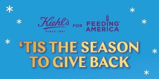 Kiehl's & Feeding America Packout in San Francisco
