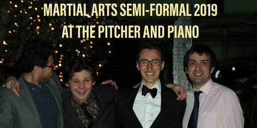 Martial Arts Semi-Formal 2019