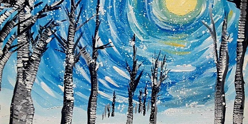 Painting & Pints: Winter Wonderland