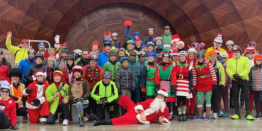 23rd Annual Ciclismo Classico Jingle Ride!