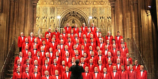 The London Welsh Male Voice Choir in Concert