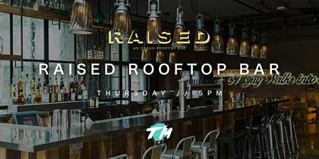 Live music @ Raised an Urban Rooftop Bar tickets