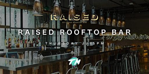 Live music @ Raised an Urban Rooftop Bar