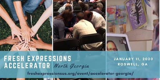 Fresh Expressions Accelerator  Training: North Georgia