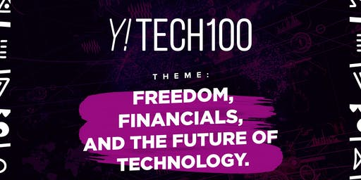 Y!TECH100 - The Future Awards Africa 2019