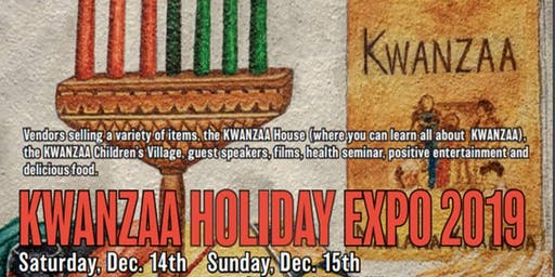 Kwanzaa Holiday Expo 2019