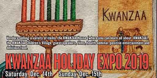 Kwanzaa Holiday Expo 2019