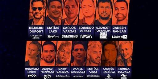 MEDMI 2019 - Nasa, Cirque du solei, Linkedin, Samsung y más en Medellin