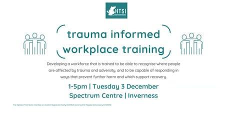 Trauma Informed Workforce Training tickets