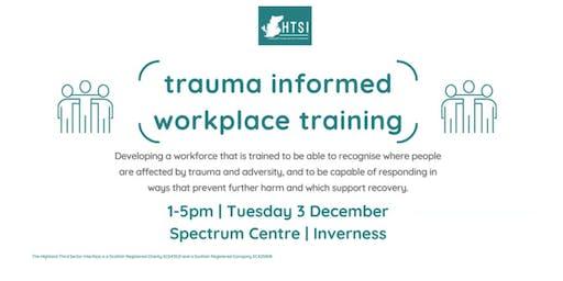 Trauma Informed Workforce Training