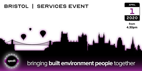 Specifi Bristol - BUILDING SERVICES EVENT tickets