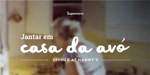 Jantar em casa da avó
