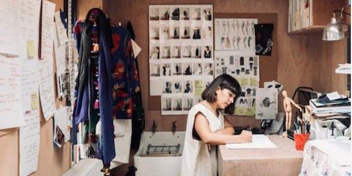 The Art of Silk Crushing: with Mallika Chaudhuri