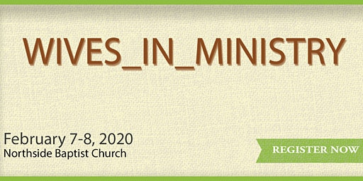 Wives In Ministry