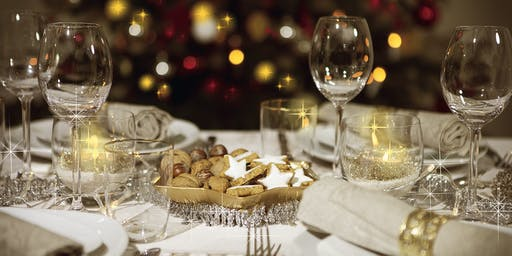 Elegant & Relaxing Christmas Day Lunch