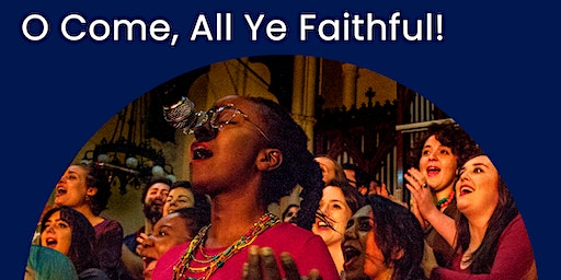 O Come All Ye Faithful! - Discovery Gospel Choir Christmas Concert