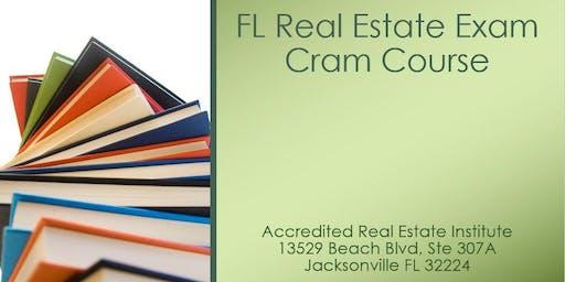 FL Real Estate Exam Cram Course