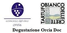 Degustazione vini Orcia Doc 19 novembre San Giovanni d'Asso