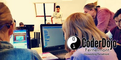 CoderDojo Fernelmont - 16/11/2019 @CoworkingFernelmont