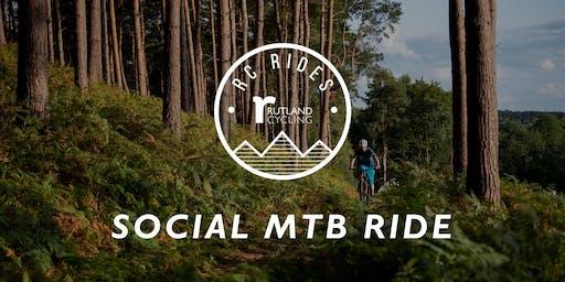 Social MTB Ride - Woburn Sands
