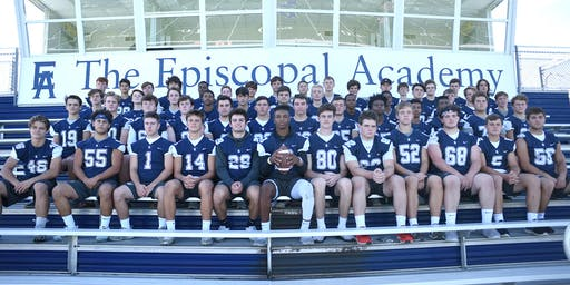 Episcopal Academy's 2019 Football Banquet