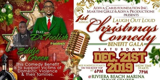 Laugh Out Loud Christmas Gala