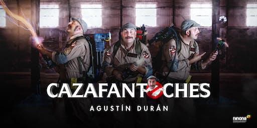 Agustín Durán | Cazafantoches |Hellín