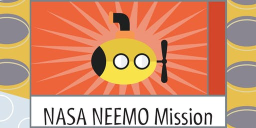 IHMC Science Saturday - NASA NEEMO Mission, 9am - grades 3 and 4 ONLY