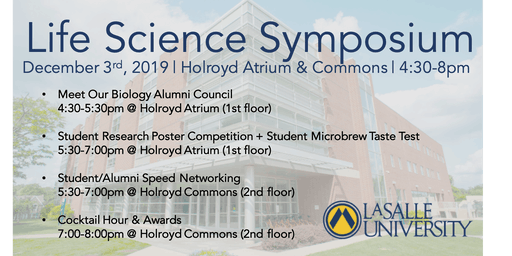 2nd Annual Life Science Symposium