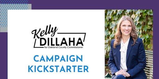 Kelly Dillaha's Campaign Kickstarter