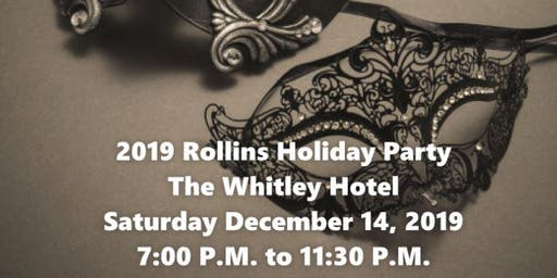 2019 Rollins Holiday Party