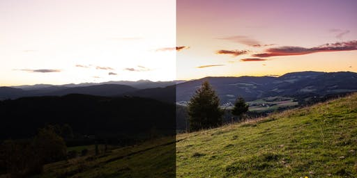Workshop Fotografie und Bildbearbeitung