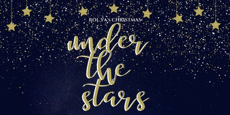 ROL YA's Christmas Under the Stars tickets