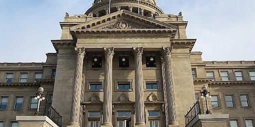 IEA- R5- Legislative Pre-Session- Pocatello