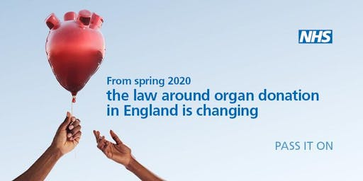 There is a new organ donation law coming soon… Are you ready?