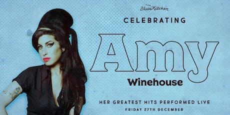Celebrating Amy Winehouse tickets
