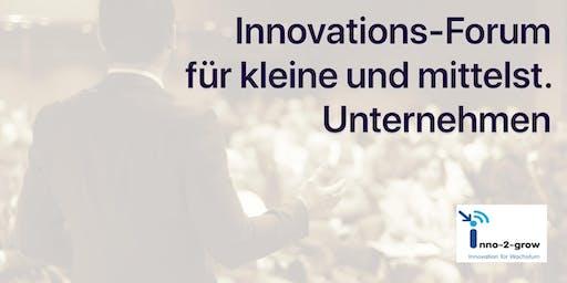 Innovations-Forum für kleine und mittelständische Unternehmen