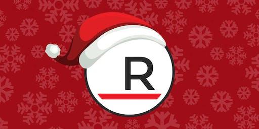 Redline Santa Claus Event