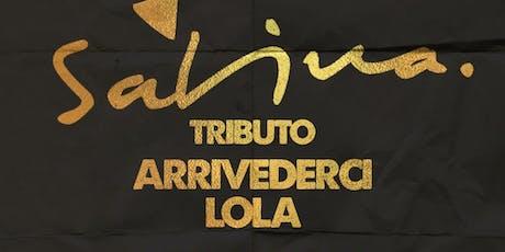 El gran tributo a Sabina - Arrivederci Lola - Madrid entradas
