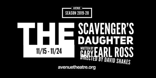 The Scavenger's Daughter directed by David Shakes