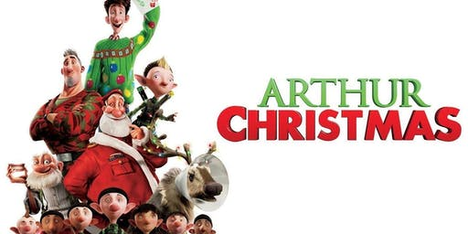 Walton Hall and Gardens Festive Film - Arthur Christmas