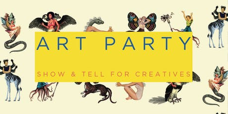 Art Party at The Mothership: Show & Tell for Creatives, November 23, 2019 tickets