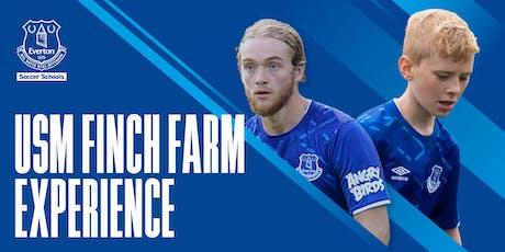Everton Soccer Schools - USM Finch Farm Experience tickets