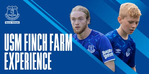 Everton Soccer Schools - USM Finch Farm Experience